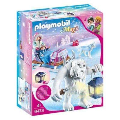 Playset Magic Winter Trol Playmobil
