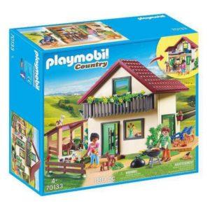 Playset Country Playmobil 70133 (180 pcs)