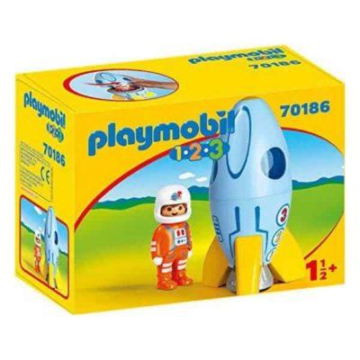 Playset 1.2.3 Space Rocket Playmobil