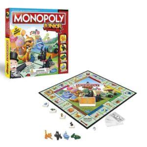 Jeu de société Monopoly Junior Hasbro (ES)
