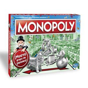 Jeu de société Monopoly Madrid Hasbro (ES)
