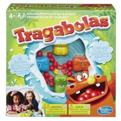 Jeu de société Hungry Hippos Hasbro