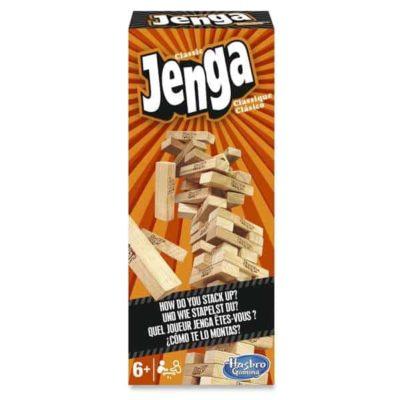 Jeu de société Jenga Hasbro, Super idées cadeaux