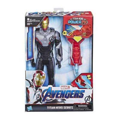Figurine d'action Iron Man The Avengers, Super idées cadeaux