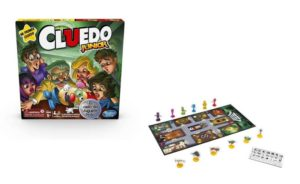 Jeu de société Cluedo Junior Hasbro (ES)