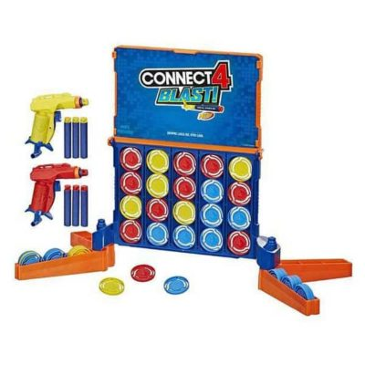 Jeu de société Connect 4 Blast Hasbro