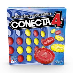 Jeu de société Connect 4 Hasbro