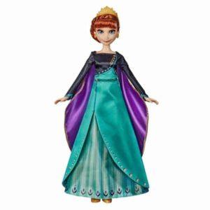 Poupée Frozen 2 Anna Hasbro (30 cm) (ES)