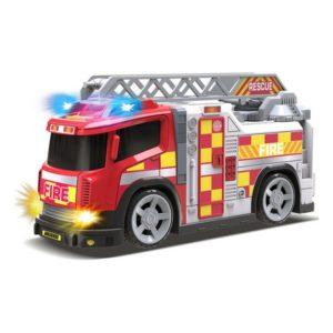 Camion de Pompiers CYP Teamsterz LED Rouge