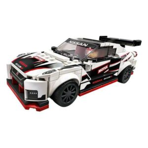 Playset Speed CHAMPIONS Nissan GT-R Lego 76896