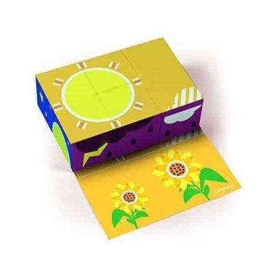 Puzzle Little Cubes Clementoni