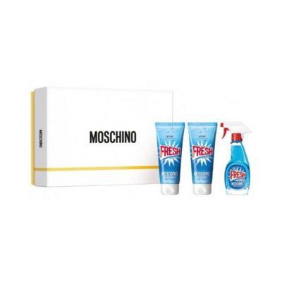 Set de Parfum Femme Fresh Couture Moschino (3 pcs)