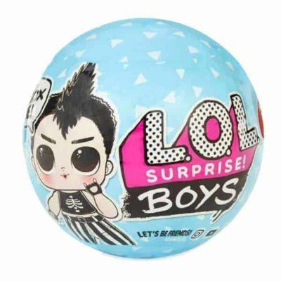 Paquet Surprise Boys LOL Surprise!, Super idées cadeaux