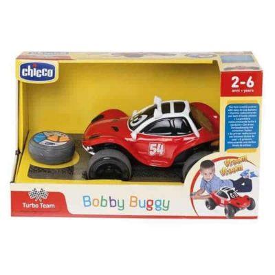 Véhicule Télécommandée Bobby Buggy Chicco Rouge
