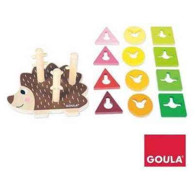 Puzzle Enfant Goula Diset