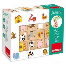 Domino Goula Diset (28 pcs)