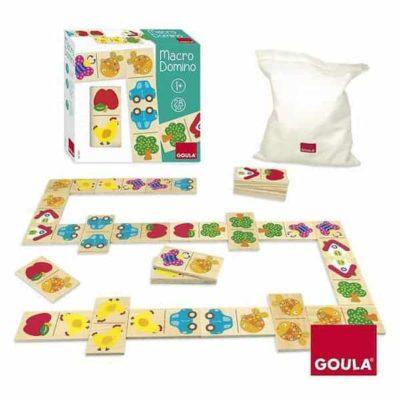 Domino Goula Diset (28 pcs), Super idées cadeaux