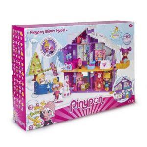 Playset Pinypon Winter Hotel Famosa