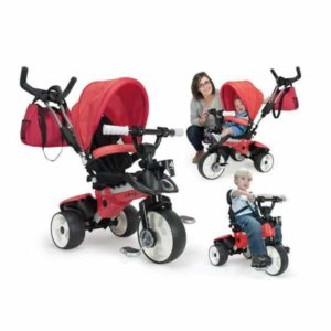 Tricycle City Max Injusa (118 x 49,5 x 110 cm)
