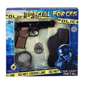 Revolver Police Gonher