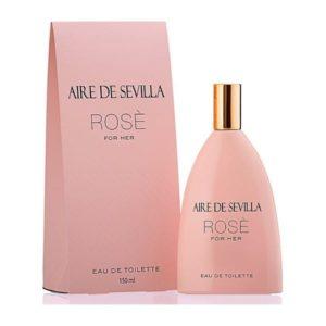Parfum Femme Rose Aire Sevilla EDT