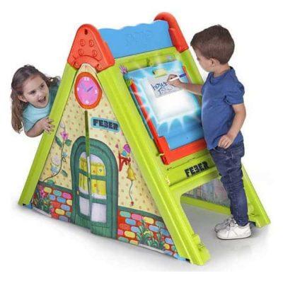 Maison de jeux pour enfants Play & Fold Feber