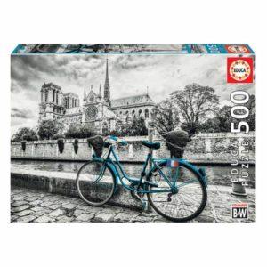 Puzzle Coloured B&W Educa (500 pcs)