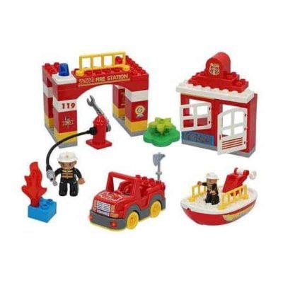 Playset Firefighter (56 pcs), Super idées cadeaux