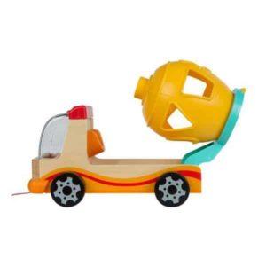 Camion avec blocs de construction Color Baby 9 pcs Bois (18+ mois)