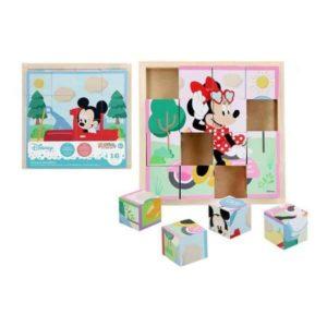 Puzzle Disney (20 x 20 x 5 cm)