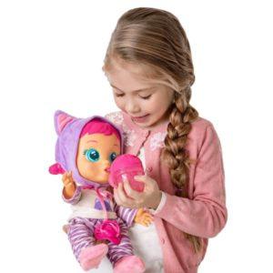 Poupée Bébé Cry Babies IMC Toys (35 cm)