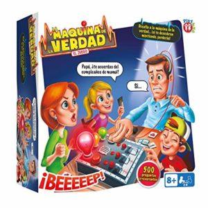 Jeu de société La Máquina De La Verdad IMC Toys (ES)