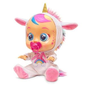 Poupée Bébé Cry Babies Dreamy Unicorn IMC Toys