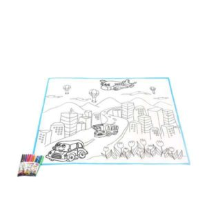 Tapis Diy Fantastic Color City 111330