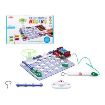 Jeu scientifique Electronic Blocks 113814, Super idées cadeaux