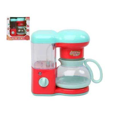 Cafétière Cooking Kid Rouge