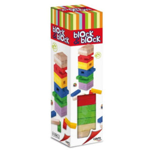 Jeu de société Block & Block Cayro