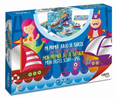 Jeu de société My First Ship Game Cayro, Super idées cadeaux