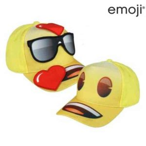 Casquette enfant Emoji 517
