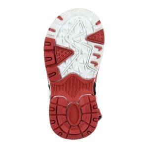 Sandales pour Enfants Spiderman 73649 Rouge