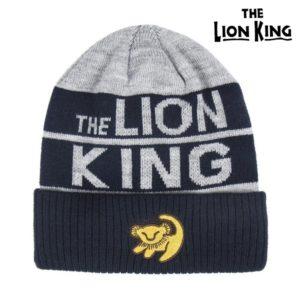 Bonnet et gants The Lion King 74324 Gris (2 Pcs)