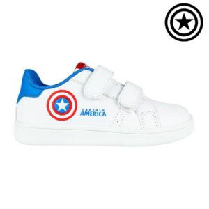 Chaussures de Sport pour Enfants The Avengers 74067 Blanc