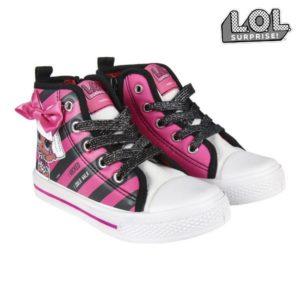 Chaussures casual enfant LOL Surprise! 74022 Noir Rose