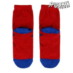 Chaussettes Antidérapantes Spiderman 74475 Rouge