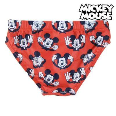 Maillot de bain enfant Mickey Mouse Rouge