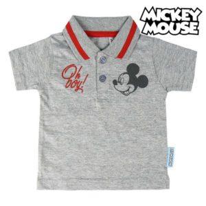 Ensemble de Vêtements Mickey Mouse Gris