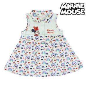 Robe Minnie Mouse Bleu
