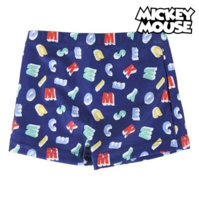 Boxer de Bain pour Enfants Mickey Mouse Bleu, Super idées cadeaux
