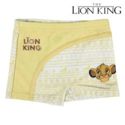 Maillot de bain enfant The Lion King Jaune, Super idées cadeaux