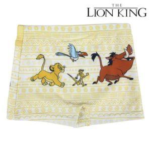 Maillot de bain enfant The Lion King Jaune